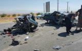 تصادف خونین در استان ایلام ۳کشته برجای گذاشت.
