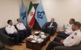 رسانه  و پلیس راه دو ضلع مهم مدیریت ترافیک در اربعین حسینی