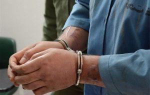 شاه ماهی ناامنی در خوزستان و ایلام در دهلران دستگیر شد