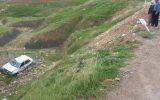 واژگونی پراید در جاده سومار-زرنه دو کشته و زخمی برجای گذاشت