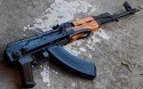 کشف ۵ قبضه سلاح جنگی کلاشینکف در دهلران