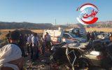 واژگونی مرگبار پراید در جاده دهلران -مهران۳ کشته و زخمی برجای گذاشت