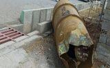 انفجار کپسول گاز کلر در روستای زنجیره علیا ۱۰۰نفر را راهی بیمارستان کرد