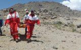 نجات مرد گرفتار شده در ارتفاعات کوه «چرمین» سیروان