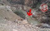 فیلم/واژگونی مرگبار سواری پیکان در ایلام