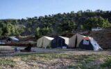 ممنوعیت برپایی چادر در طبیعت