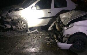 تصادف شدید خودروی پراید با ال نود در شهرستان بدره+فیلم