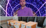 ۹۳ محتوای کنکور توسط دانشجوی دهلرانی اهدا شد