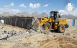 رفع تصرف بیش از ۱۴ هزار متر از اراضی ملی در ایلام