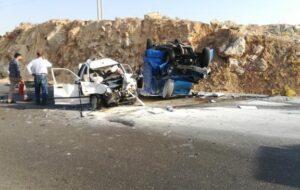 گزارش تصویری / تصادف مرگبار در جاده ایلام-بدره