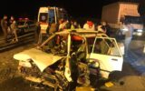 تصادف در محور مهران یک قربانی برجای گذاشت