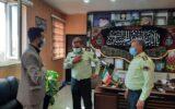 دیدار مدیر مسئول پایگاه خبری حوادث ایلام با فرمانده انتظامی استان
