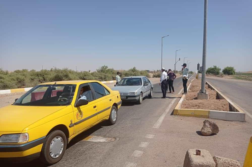 جاده های منتهی به مرز مهران زیر ذره بین پلیس+تصاویر