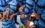 دستگیری۵ سارق و کشف ۶فقره سرقت درچرداول