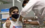 بیش از ۶۰درصد دانش آموزان ایلامی واکسن تزریق کردند