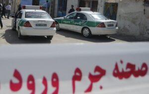 قتل دو نفر در شهرستان بدره
