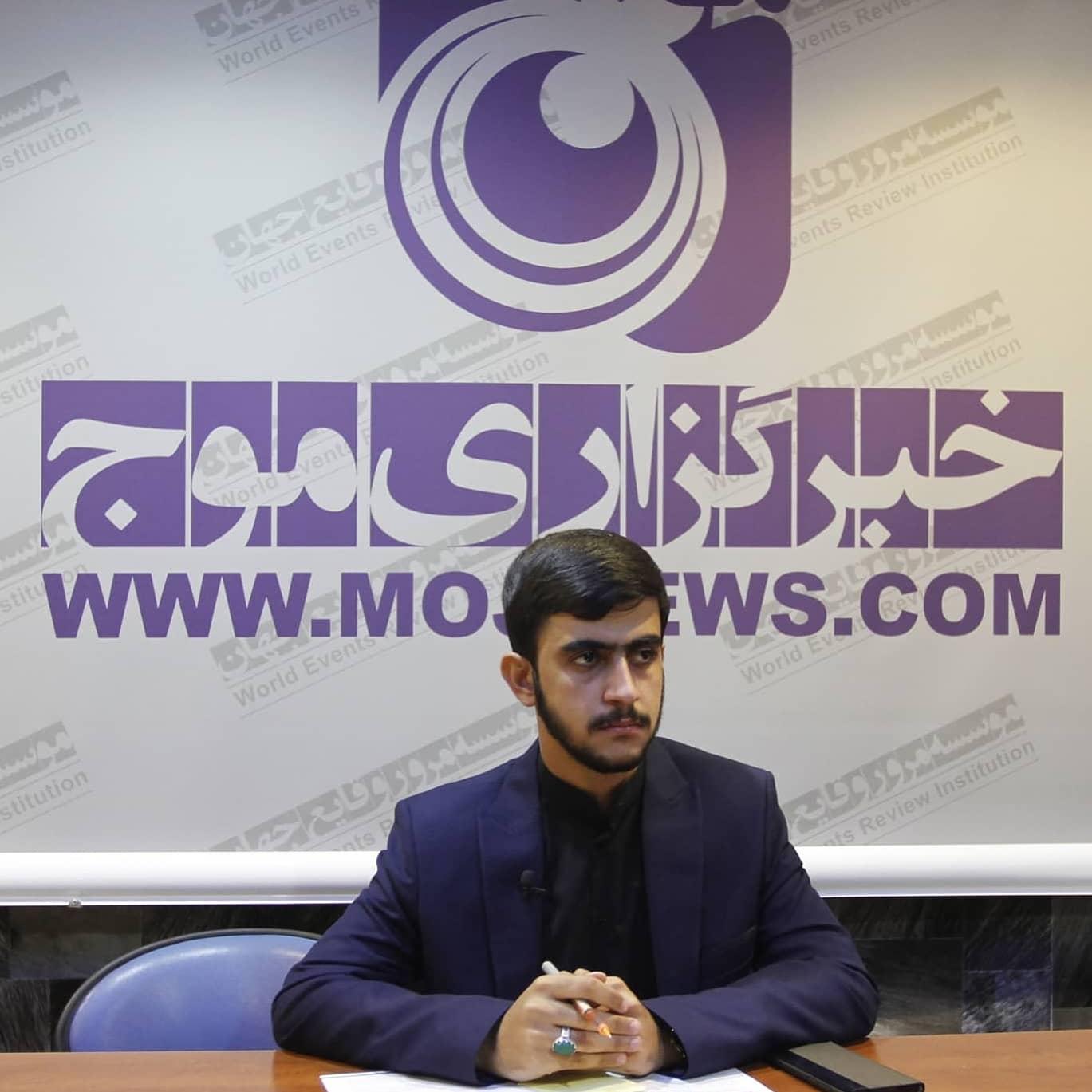 گزارش تصویری/ بازدید جوانترین فرمانده کشور از خبرگزاریهای موج و پارسینه