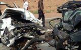 تصادف در شهرستان ایوان ۲ کشته و یک مصدوم برجای گذاشت