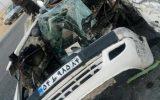 یک کشته در تصادف مرگبار در جاده دهلران-مهران
