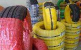 ۱۶۵ حلقه لاستیک قاچاق در کرمانشاه کشف شد