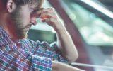 رانندگی کردن بعد از تصادف