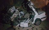 پنج کشته در تصادف مرگبار در محور ایلام- مهران