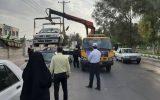 انتقال ۲۰۰دستگاه خودرو غیرمجاز به پارکینگ/زائران خودروهای خود را در خیابانهای مهران پارک نکنند.