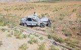 واژگونی خودروی پژو ۴۰۵ در شهرستان دره شهر۵ مصدوم برجای گذاشت