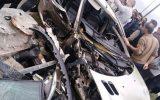 واژگونی خودروی ۲۰۶ در شهر ایلام حادثه آفرید+تصویر