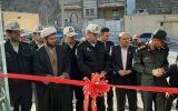 مرکزتعویض پلاک خودرو  در شهرستان آبدانان افتتاح شد