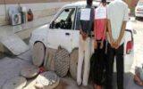 پلیس به سرقت دریچههای فاضلاب شهر ایلام پایان داد
