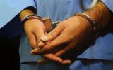 دستگیری قاتل فراری در دره شهر