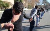 ۱۵ سارق در ایوان دستگیر شد