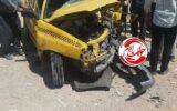۵ کشته و زخمی در تصادف مرگبار دو پراید در ایلام+تصاویر