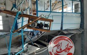 انفجار در کارخانه الکل بدره حادثه آفرید+عکس
